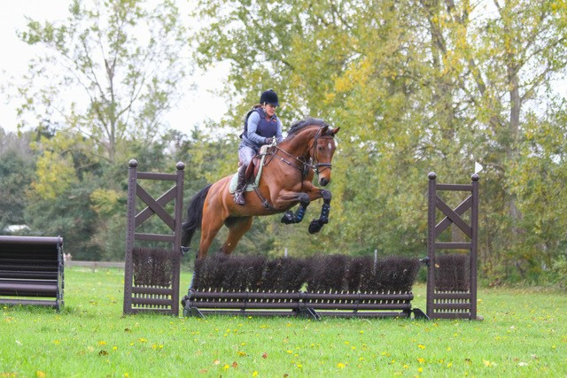 Eventing hindernis
